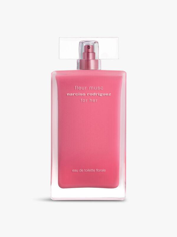 For Her Fleur Musc Eau de Toilette Florale 100ml