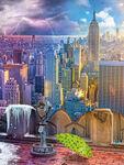 New York Puzzle 1500pc
