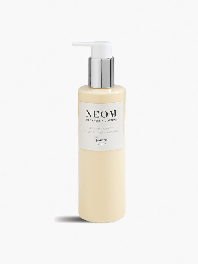 Tranquillity Body & Hand Lotion