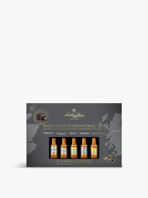 15 Piece Single Malts Scotch Collection 230g