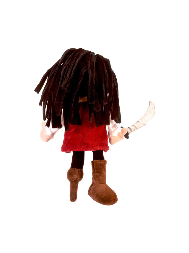 Moving Mouth Pirate Hand Puppet