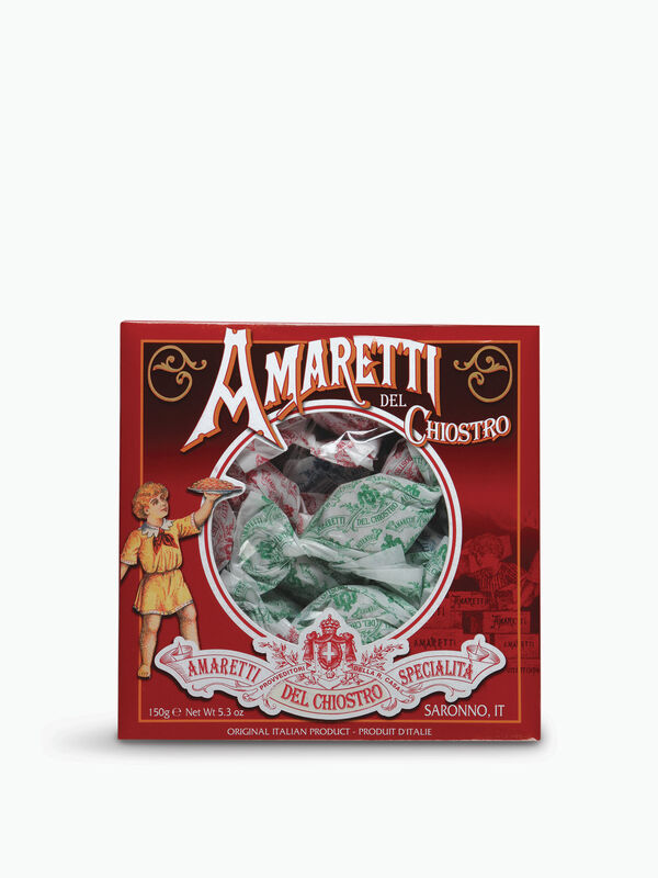Amaretti Crunchy Window Box