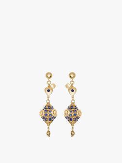 Romantica Lapis Earrings