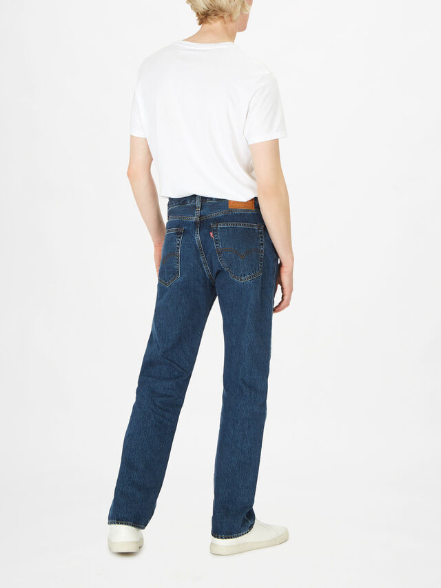 551Z Authentic Straight Fit Jeans