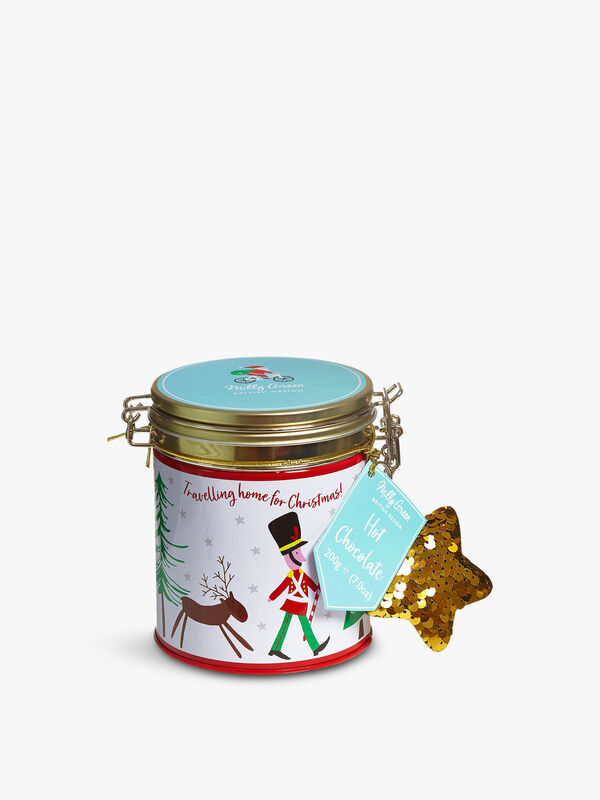 Hot Chocolate Tin 180g
