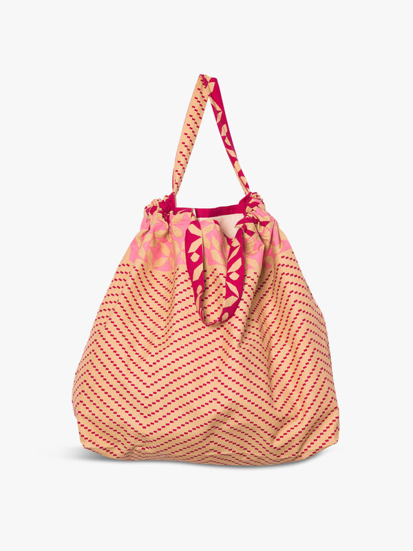 Romona Large Cotton Tote