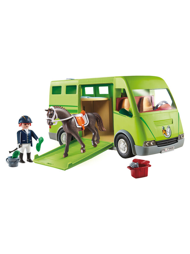 Country Horse Box