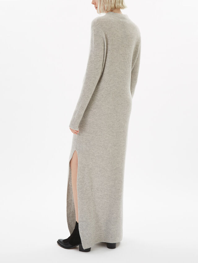 Amelia Long Sleeve Long Dress