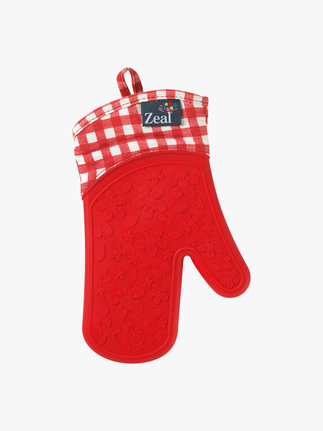 Single Oven Glove Set of 4