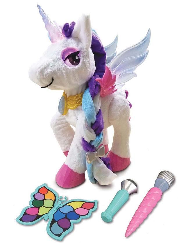 Myla the Magical Make-Up Unicorn