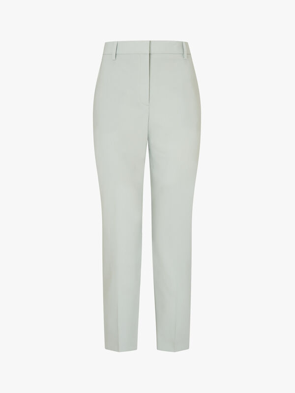 Good Wool Crop Pant