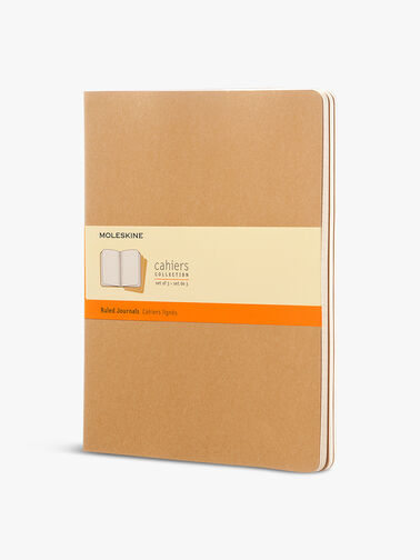 Extra Large Cahier Journal