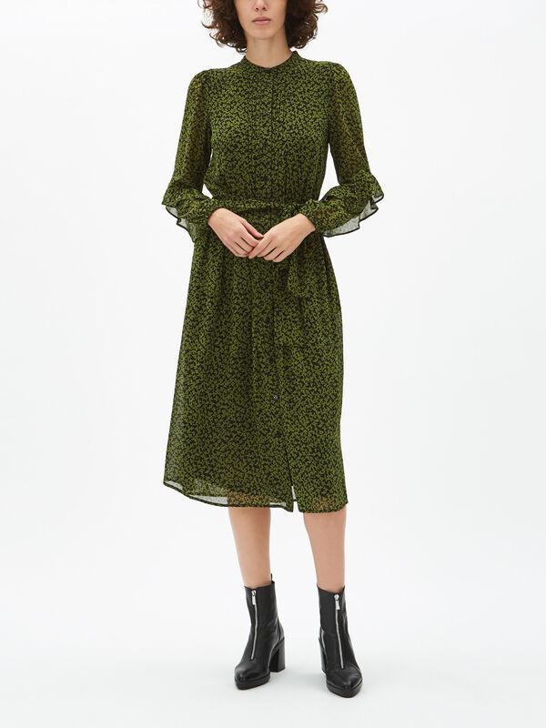 Mini Lilly Midi Dress