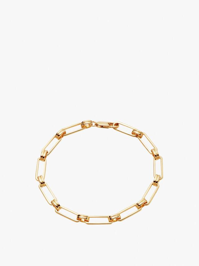 Aegis Chain Bracelet