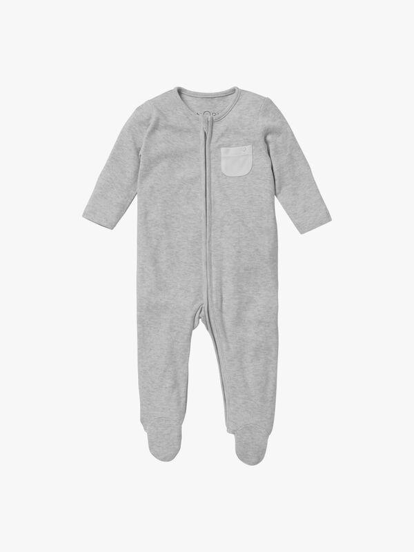 Zip Up Sleepsuit