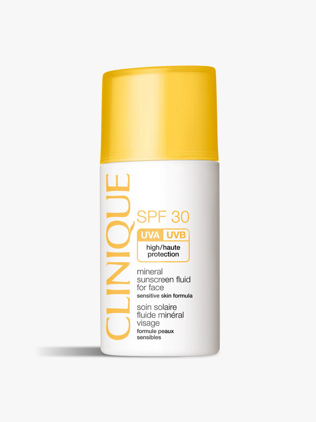 Mineral Sunscreen Fluid for Face SPF30