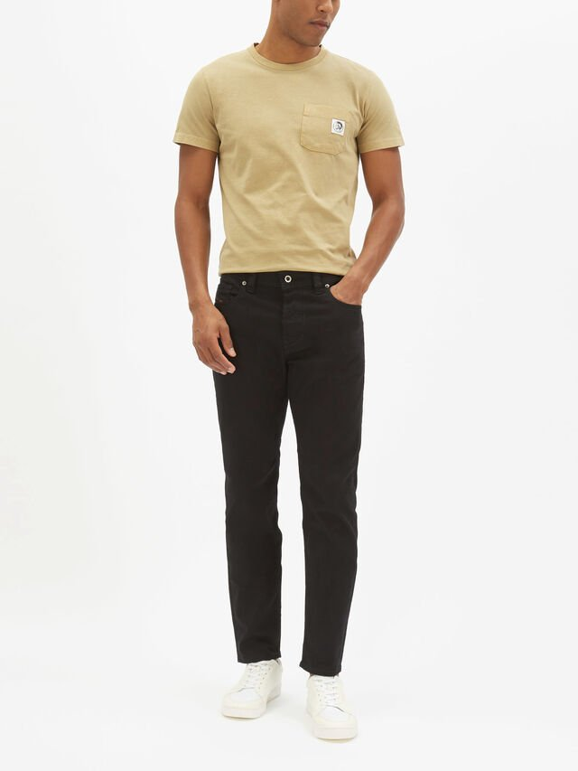 Larkee-Beex Tapered Jeans