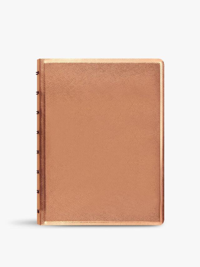Filofax A5 Saffiano Refillable Notebook