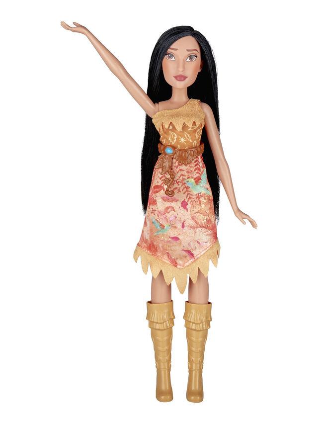 Royal Shimmer Pocahontas