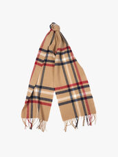 Moorland Check Scarf