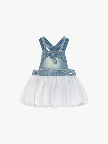 Denim-and-Tulle-Dungaree-Dress-1955-SS21