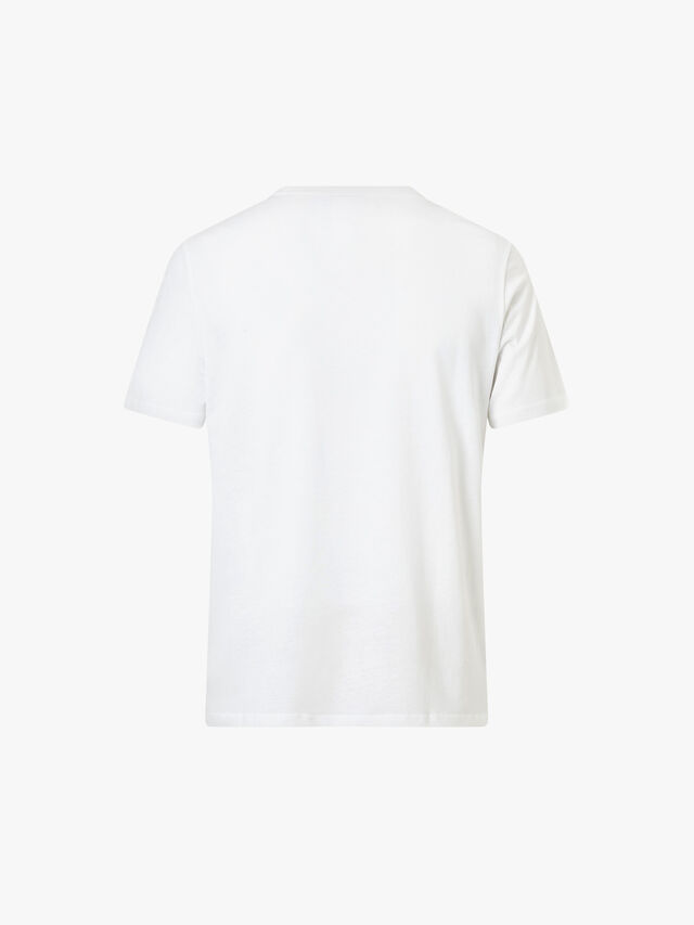 Helmets Print T-Shirt