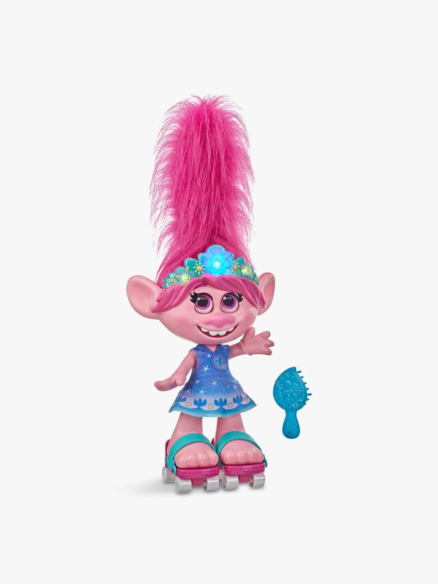 Dancing Hair Poppy Doll