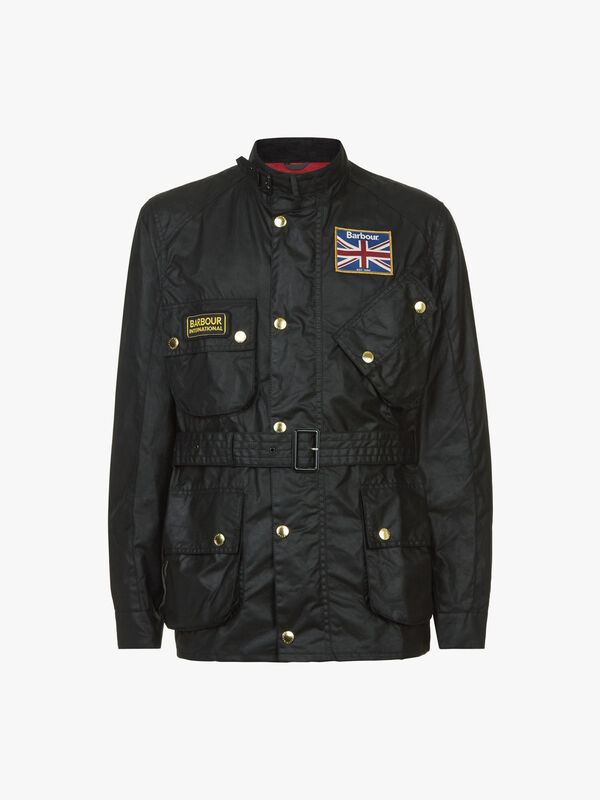 Union Jack International Jacket