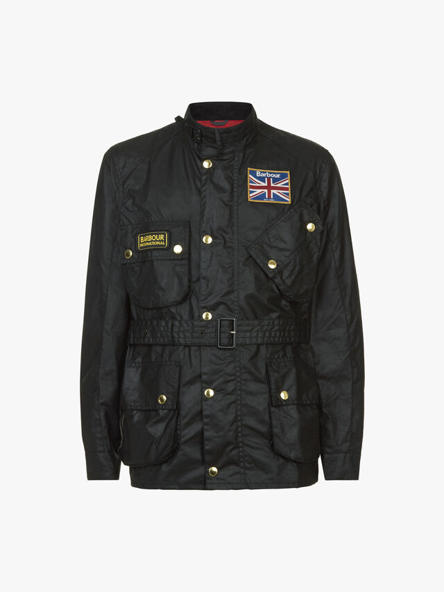 Union Jack International Jacket