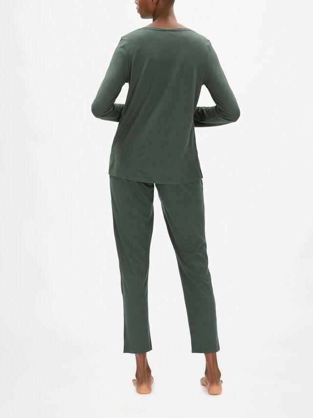 Sleep & Lounge Single Jersey Long Sleeve T-Shirt