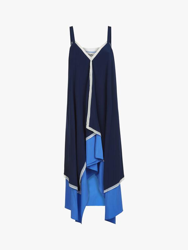 Wren Scarf Midi Dress