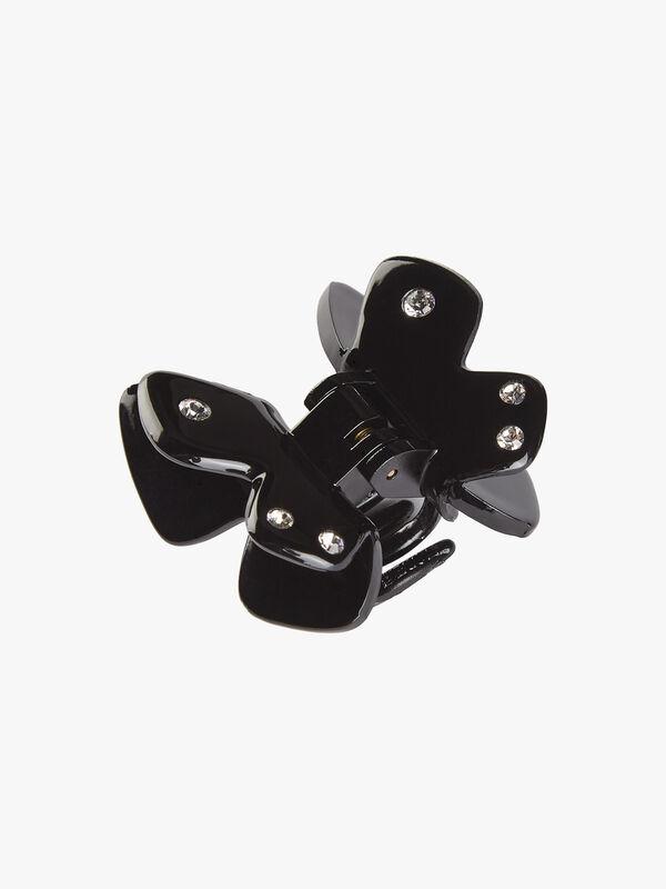 Butterfly Swarovski Clip