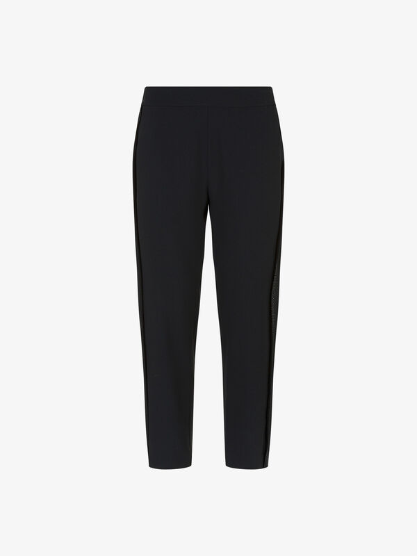 Piped Side Seam Trouser