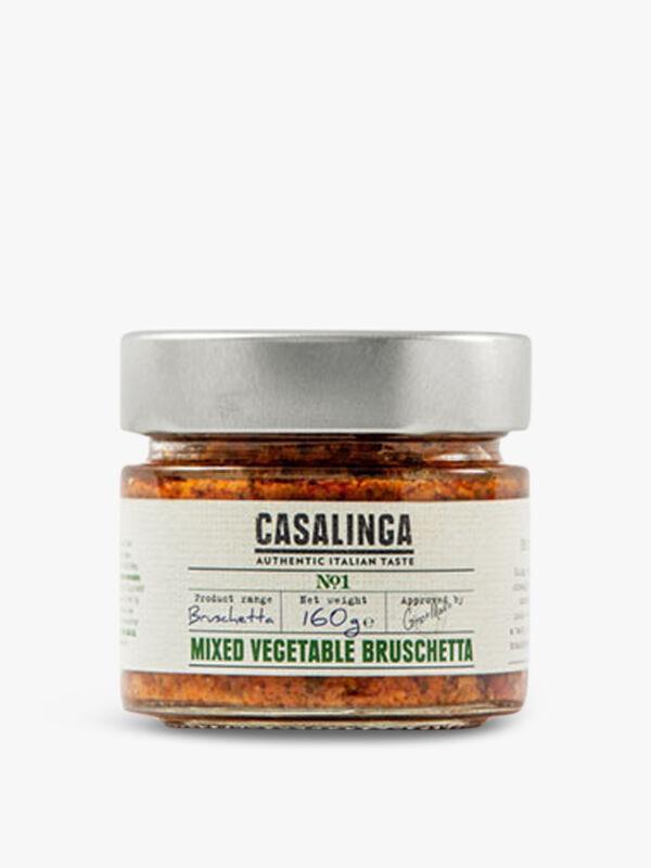 Casalinga Mixed Vegetables Bruschetta 160g