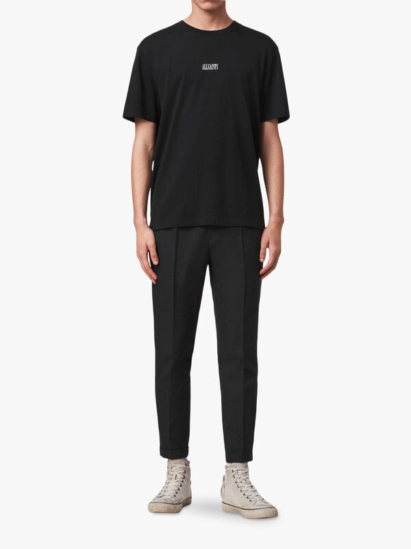 Tallis Cropped Slim Trousers