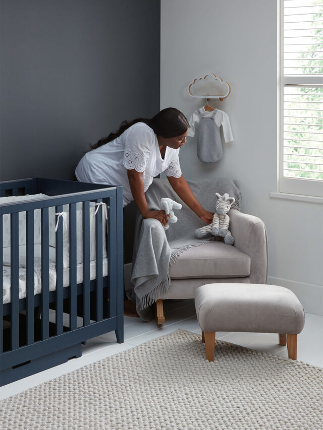 2 Cot Bed Fitted Sheets Balloon
