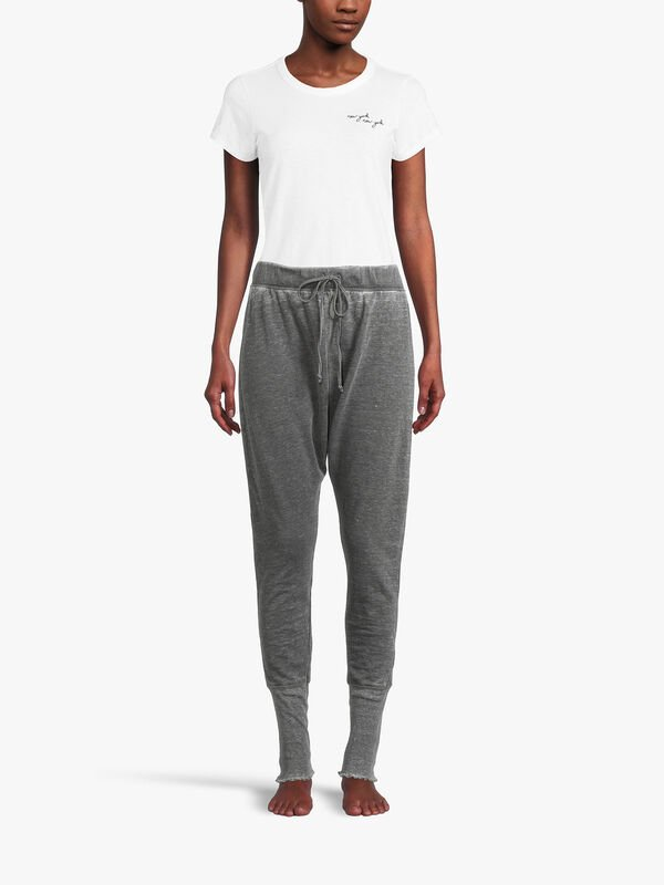 Cozy All Day Harem Casual Trousers