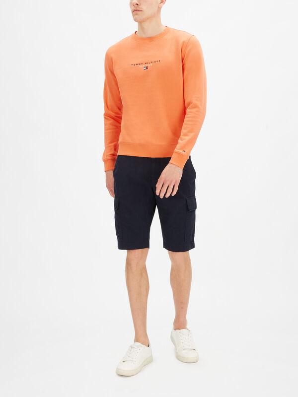 Essential Logo Crew Sweatshirt