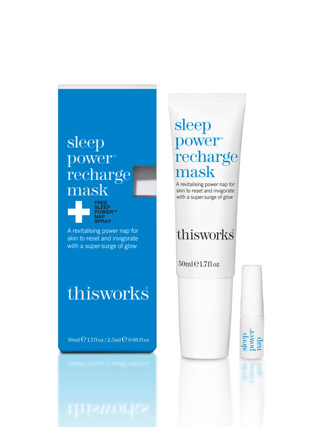 Sleep Power Recharge Mask