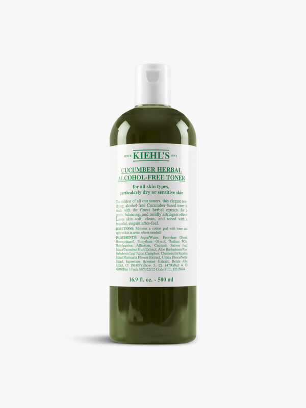 Cucumber Herbal Alcohol Free Toner