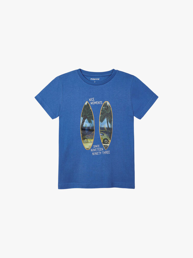 Holographic SurfBoard T-shirt
