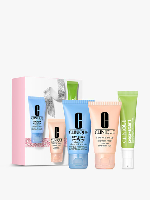 Purifying Multi-Taskers Skincare Gift Set