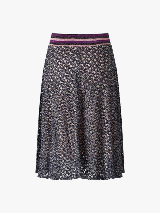 Primato Lurex Skirt