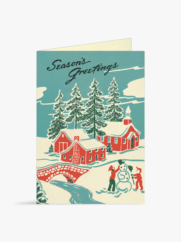 Winter Wonderland Boxed Cards