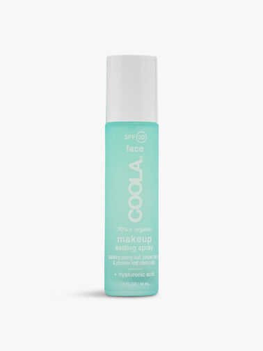 Makeup Setting Spray SPF 30 Green Tea/Aloe