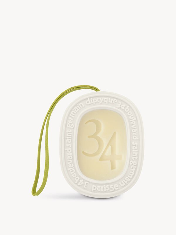 34 Boulevard Saint Germain Scented Oval