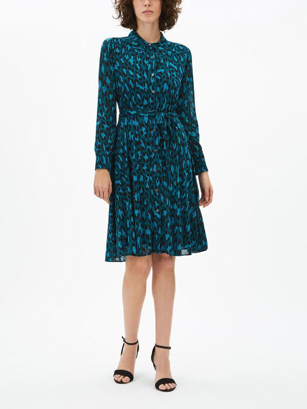 Dory Mini Shirt Dress