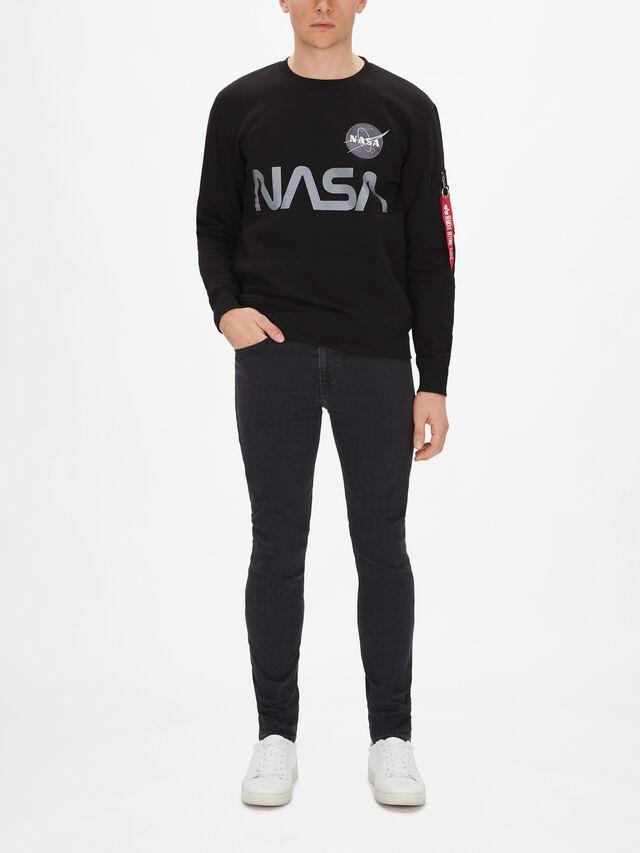 NASA Reflective Sweater