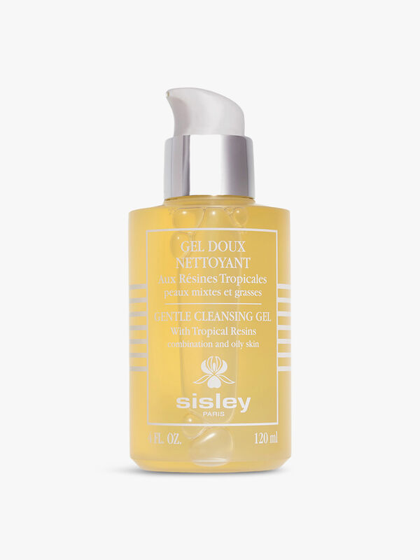 Gentle Cleansing Gel With Tropical Resins