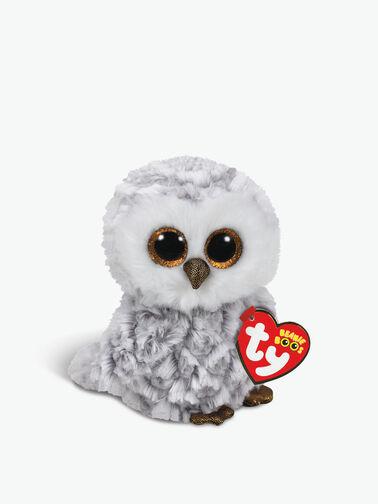 Owlette White Owl Beanie Boos